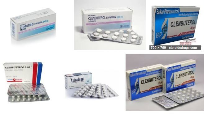 What are the Clenbuterol supplements you can buy?