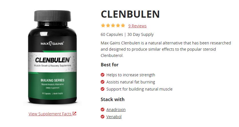 clenbulen