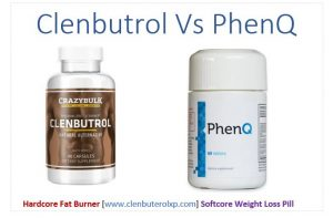 Clenbutrol vs Phenq - product comparison